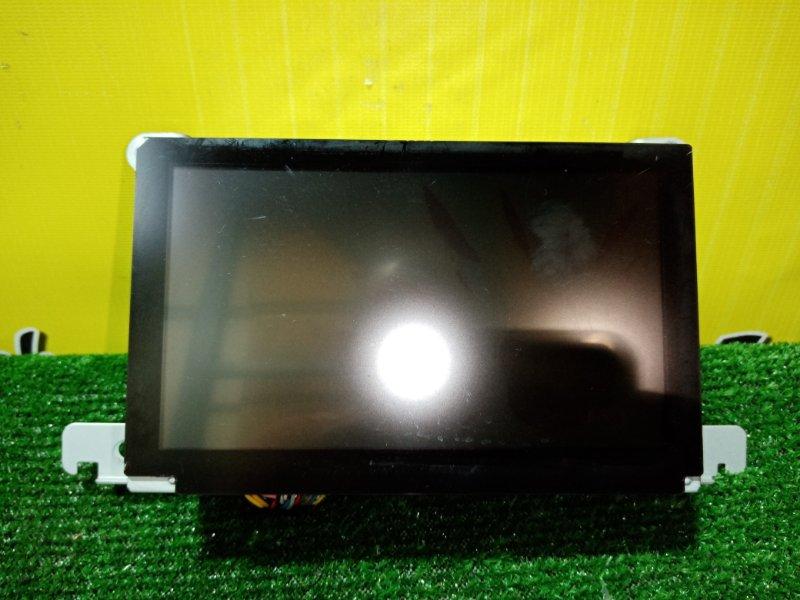 Монитор дисплей Nissan Primera QP12 QG18DE 2005 (б/у)