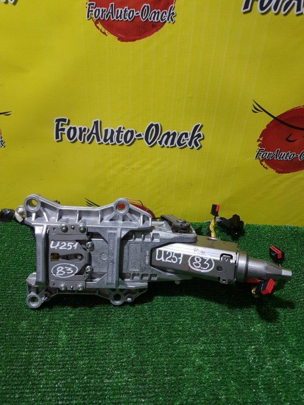 Колонка рулевая Ford Explorer U251 COLOGNE V6 2007 (б/у)