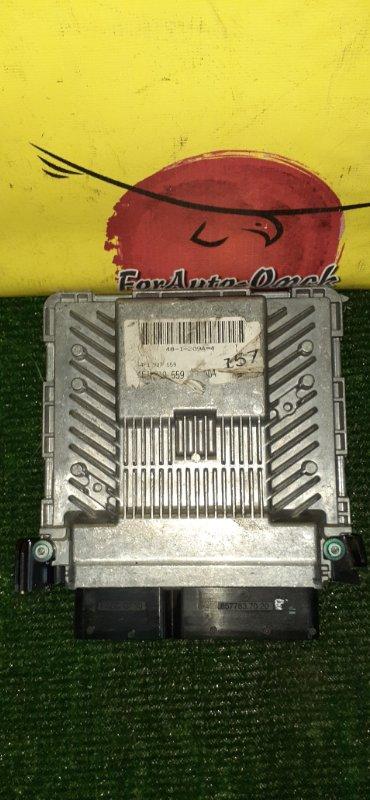 Блок управления efi Audi A6 C6 AUK 2005 (б/у)