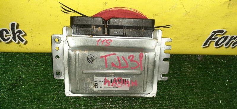 Блок управления efi Nissan Teana TNJ31 QR25DE 2007 (б/у)