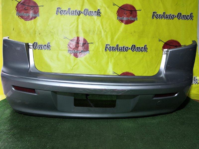 Бампер Mitsubishi Galant Fortis CX1A задний (б/у)
