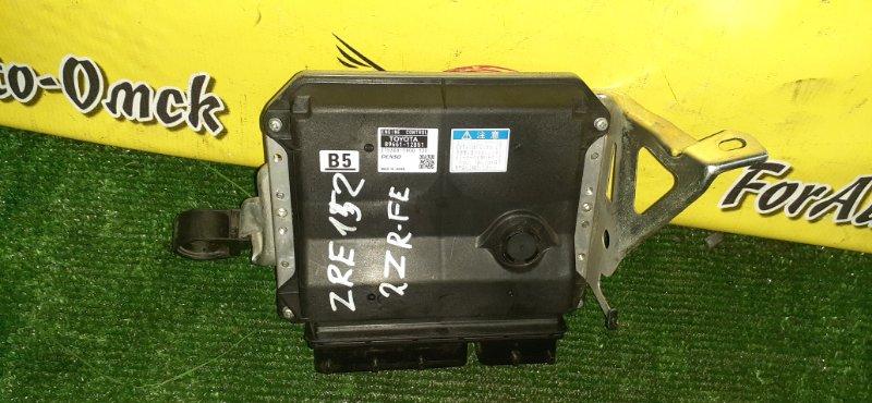 Блок управления efi Toyota Auris ZRE152 2ZR-FE (б/у)