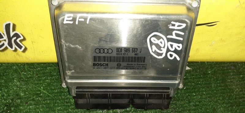 Блок управления efi Audi A4 B6 ALT 2004 (б/у)
