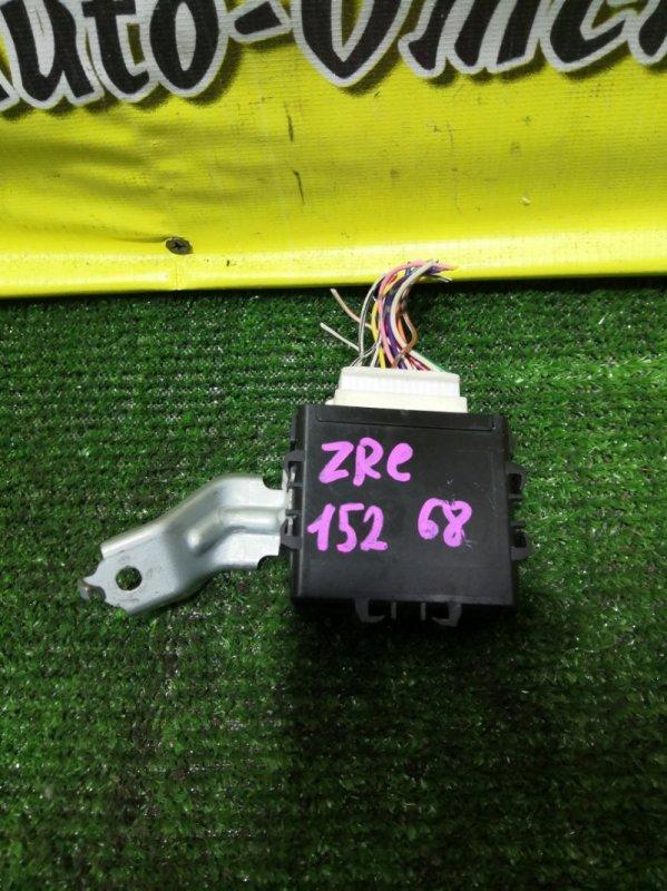 Блок управления корректором фар Toyota Auris ZRE152 2ZR-FE 2008 (б/у)