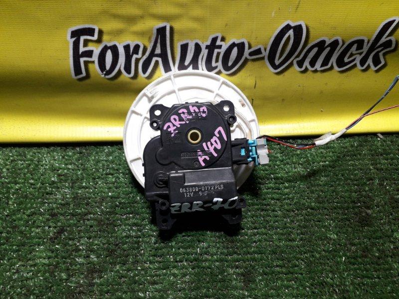 Сервопривод заслонок печки Toyota Noah ZRR70G (б/у)