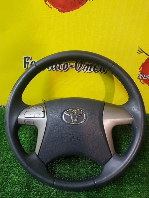 Руль Toyota Blade AZE156 (б/у)