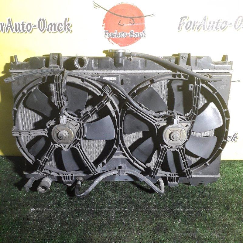 Радиатор двс Nissan Mazda Ad B15 QG13-DE (б/у)
