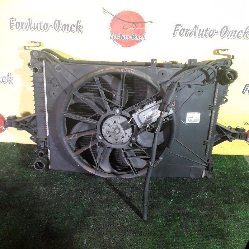 Радиатор двс Volvo S60 RH B5244S (б/у)