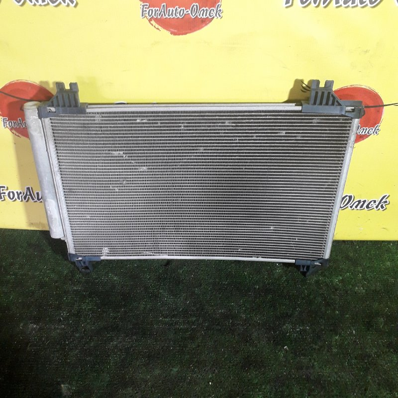 Радиатор кондиционера Toyota Belta KSP130 (б/у)
