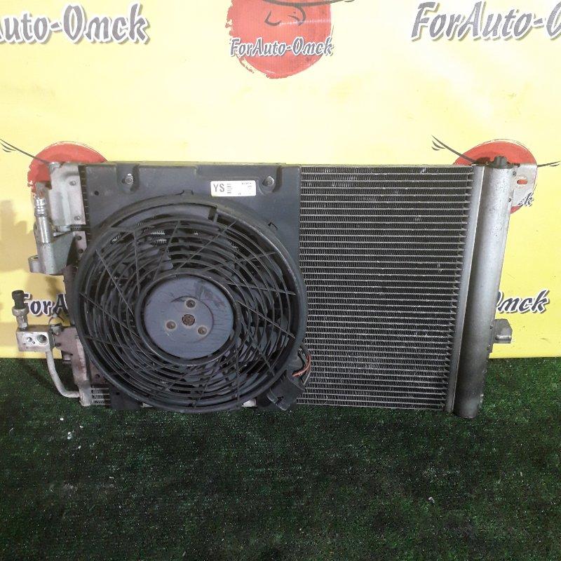 Радиатор кондиционера Subaru Traviq XM220 Z22 (б/у)