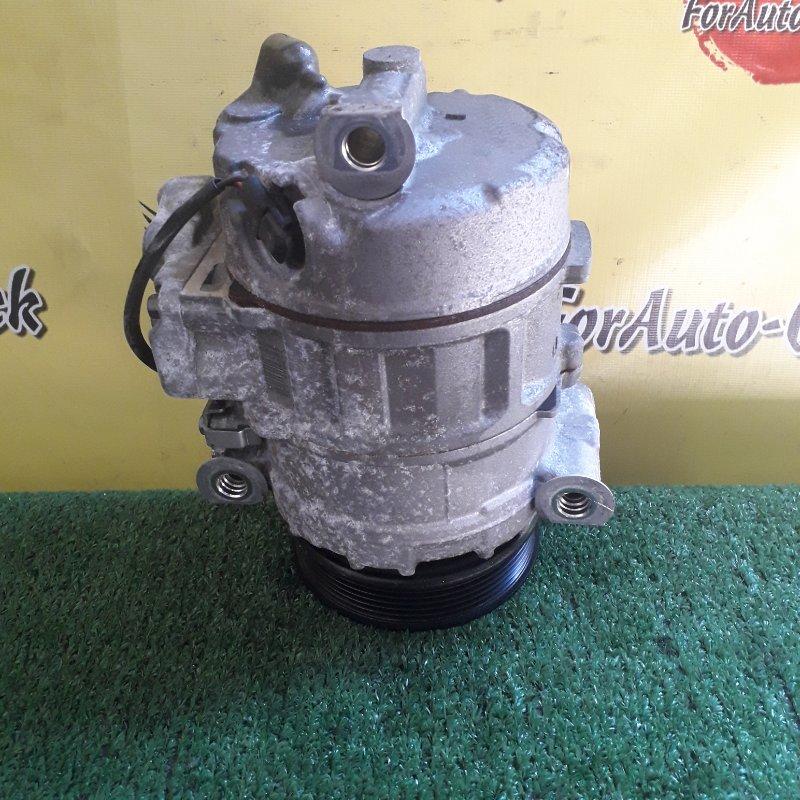 Компрессор кондиционера Bmw 3-Series E90 N52B25 2007 (б/у)