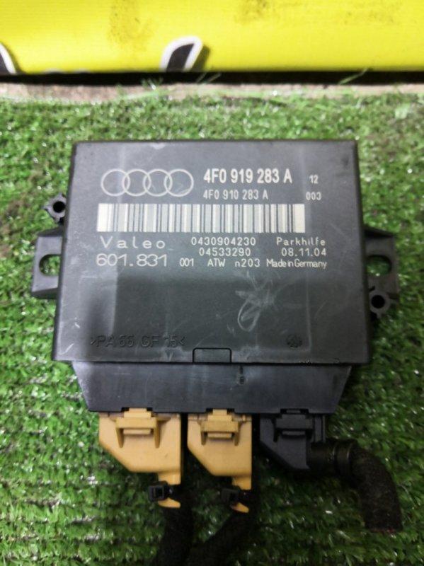 Блок управления парктроником Audi A6 C6 AUK 2005 (б/у)