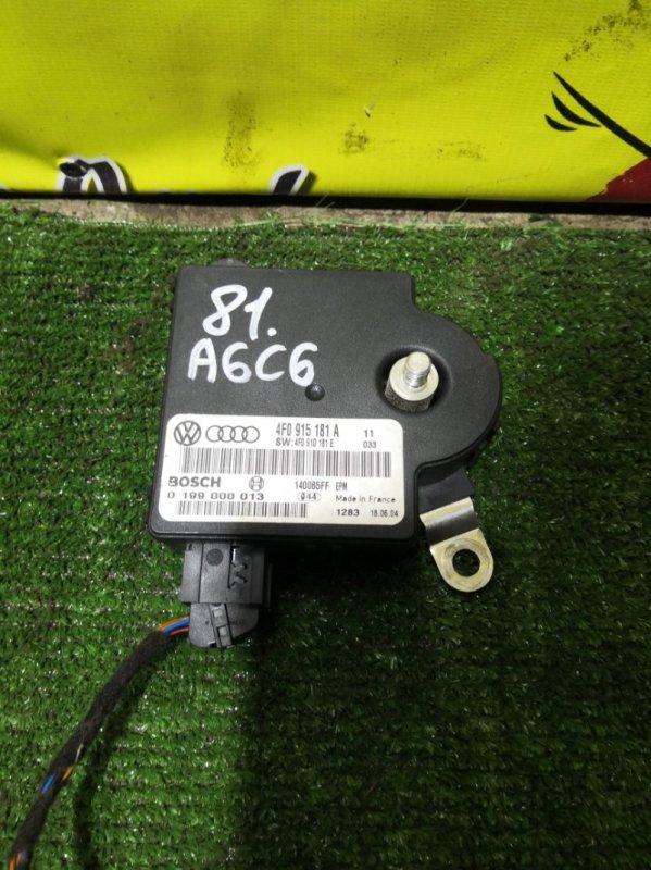 Блок управления аккумулятором Audi A6 C6 AUK 2005 (б/у)