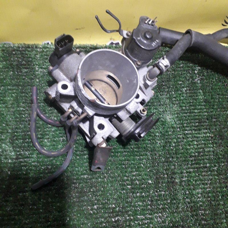 Заслонка дроссельная Mitsubishi Lancer CS2A 4G15 (б/у)