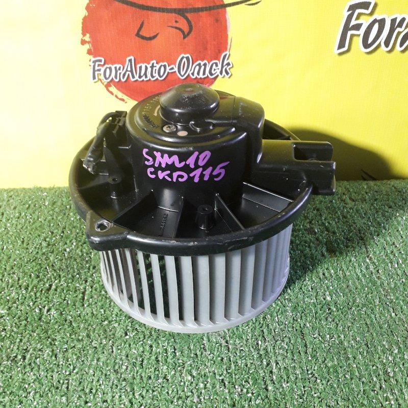 Мотор печки Toyota Ipsum SXM10 3S-FE (б/у)