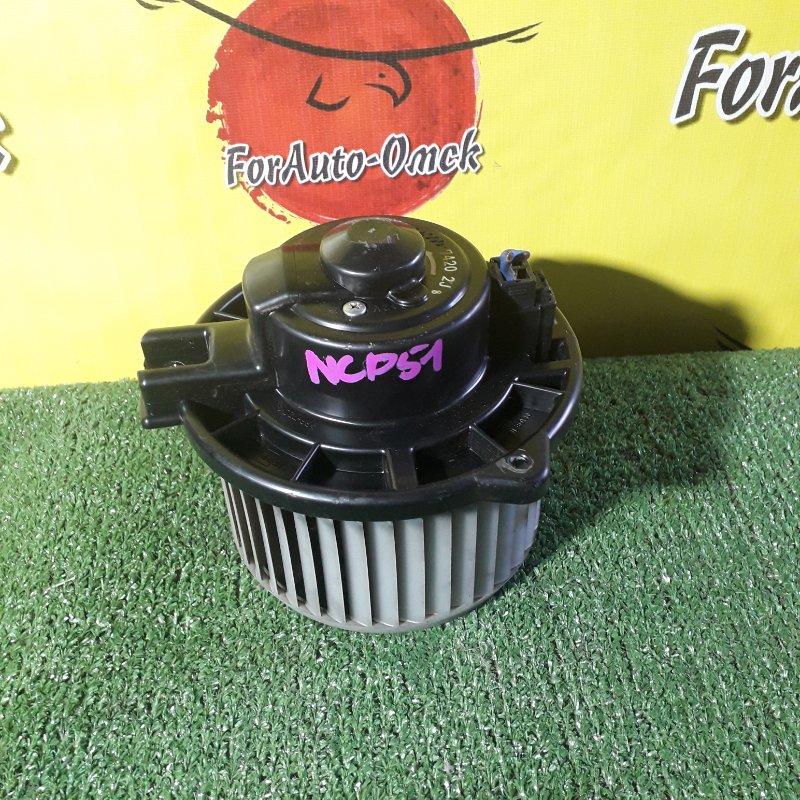 Мотор печки Toyota Probox NCP50V (б/у)