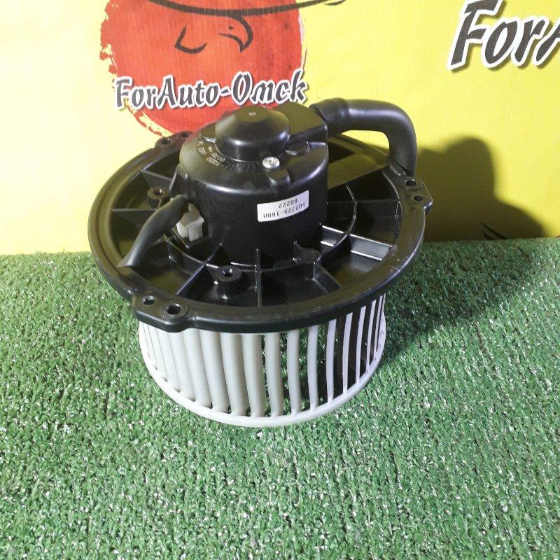 Мотор печки Mitsubishi Pajero Io H66W (б/у)