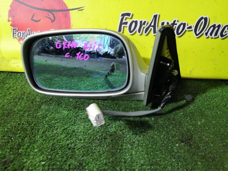 Зеркало Toyota Mark Ii GX110 левое (б/у)
