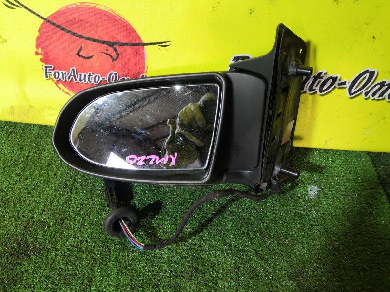 Зеркало Subaru Traviq XM220 левое (б/у)
