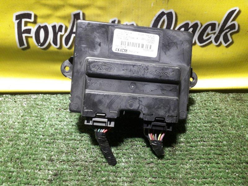 Блок управления раздаточной коробкой Ford Explorer U251 COLOGNE V6 2007 (б/у)