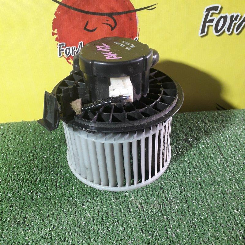 Мотор печки Nissan Mazda Ad AK12 (б/у)