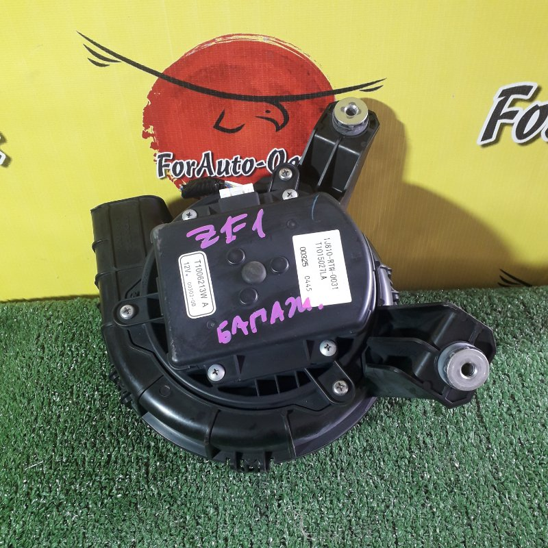 Мотор печки Honda Cr-Z ZF1 (б/у)