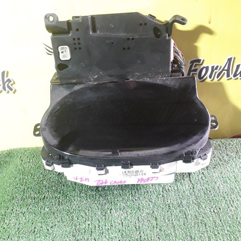Панель приборов Toyota Platz SCP11 1SZ-FE 2000 (б/у)
