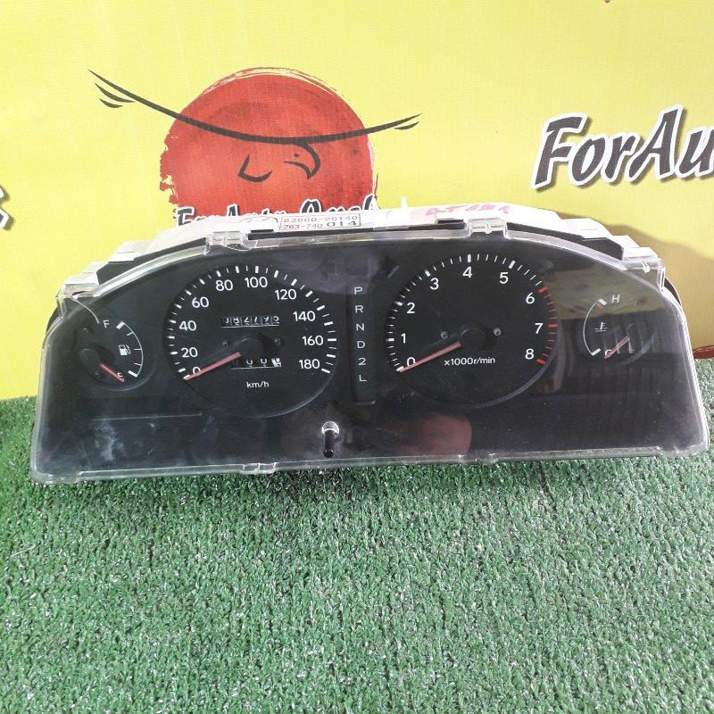 Панель приборов Toyota Caldina AT191 7A-FE 1997 (б/у)
