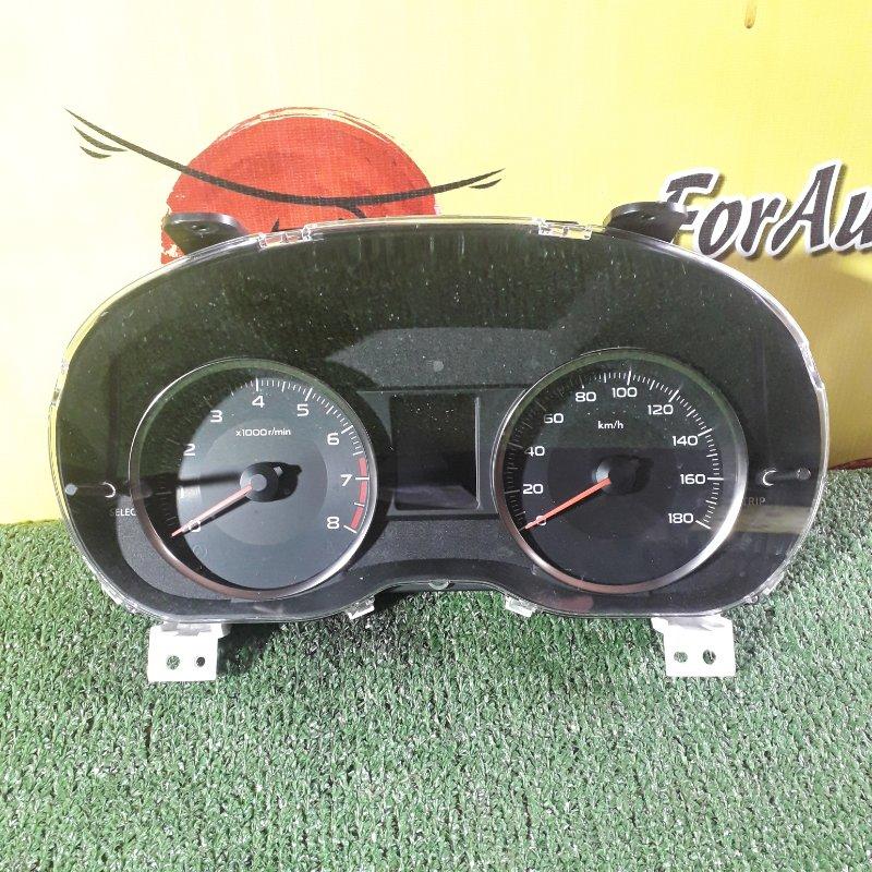 Панель приборов Subaru Impreza GJ2 (б/у)
