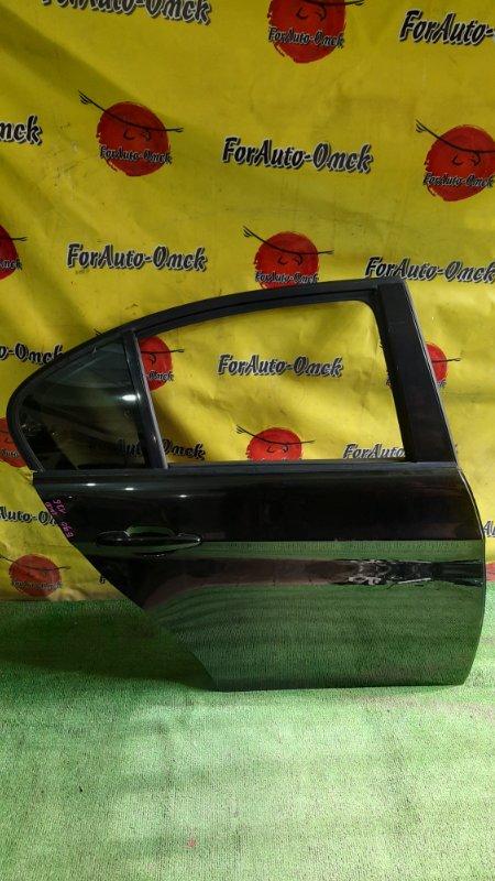 Дверь Bmw 3-Series E90 N52B25 2007 задняя правая (б/у)