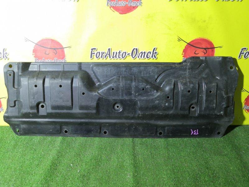 Защита бампера Nissan Xtrail T31 (б/у)