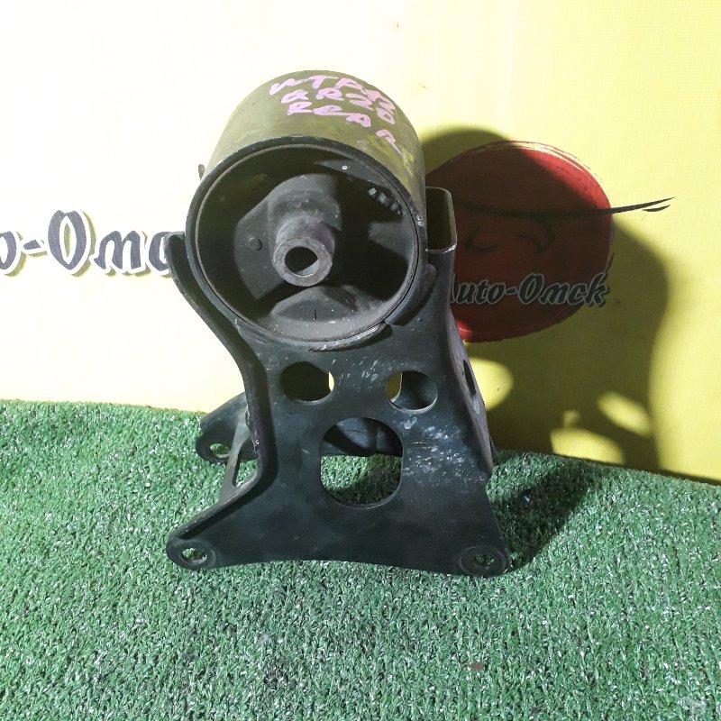 Подушка двигателя Nissan Primera WTP12 QR20-DE задняя (б/у)