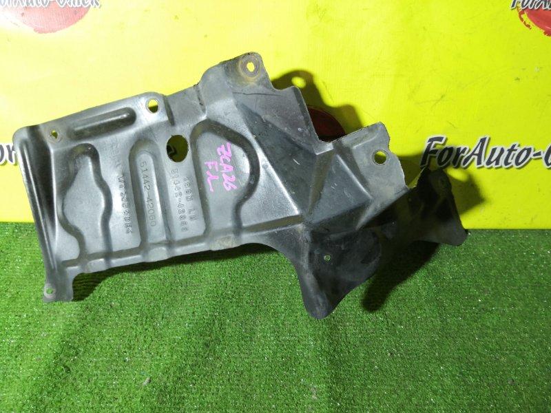 Защита двигателя Toyota Rav4 ACA20 передняя левая (б/у)