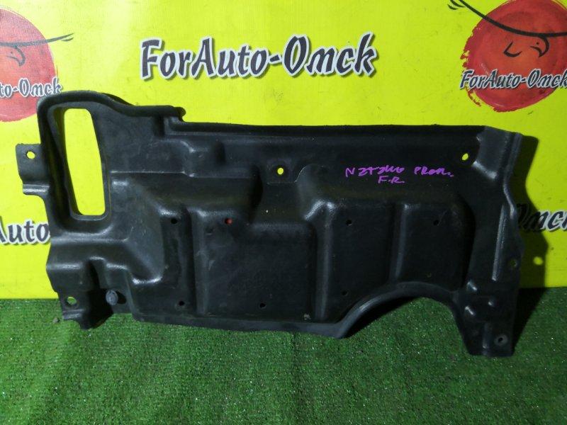 Защита двигателя Toyota Allion AZT240 передняя правая (б/у)