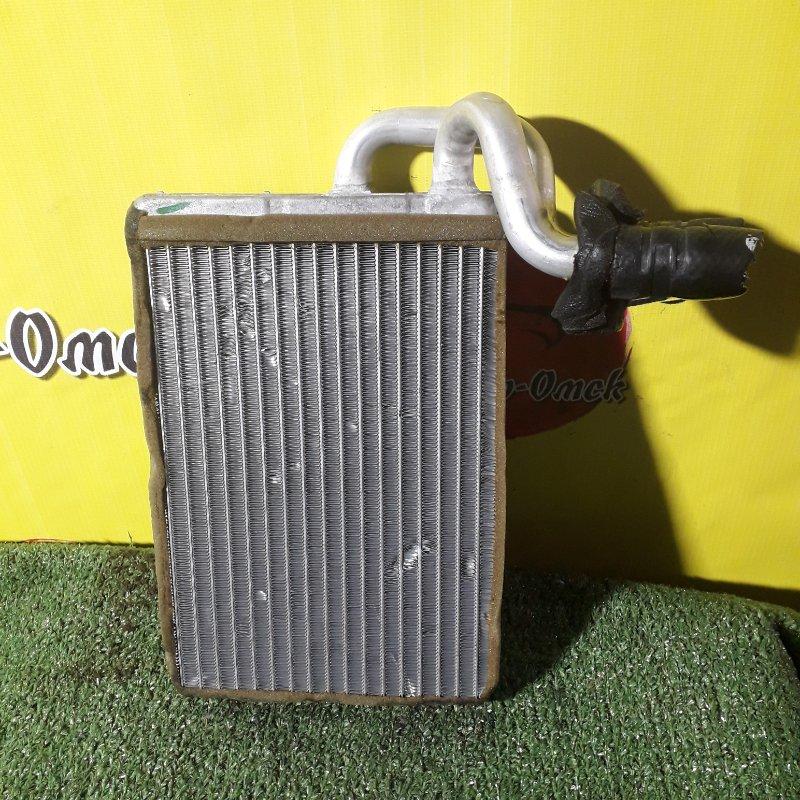 Радиатор печки Mitsubishi Pajero Io H61W (б/у)