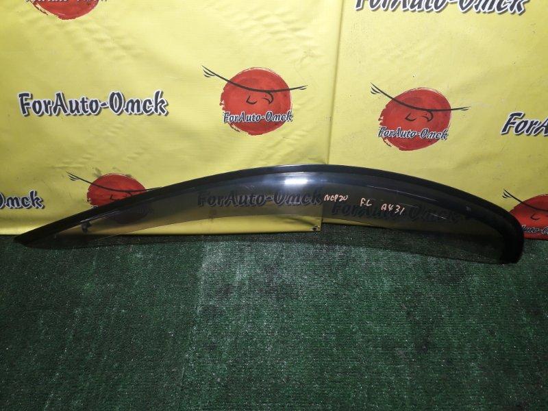 Ветровики комплект Toyota Funcargo NCP20 (б/у)