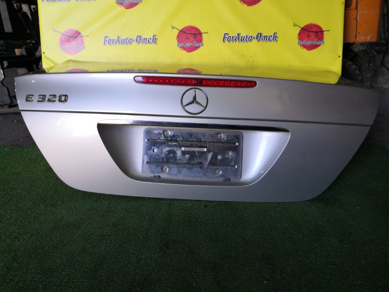 Крышка багажника Mercedes E-Class W211 112.949 2003 (б/у)