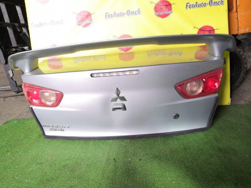 Крышка багажника Mitsubishi Galant Fortis CY1A (б/у)