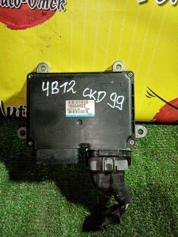 Блок управления efi Mitsubishi Outlander CW5W 4B12 2007 (б/у)