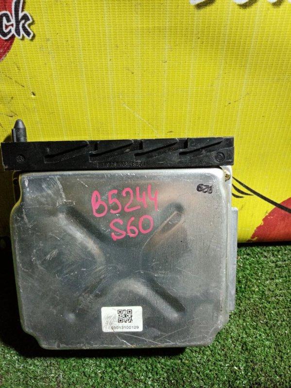 Блок управления efi Volvo S60 RS RH B5244 (б/у)