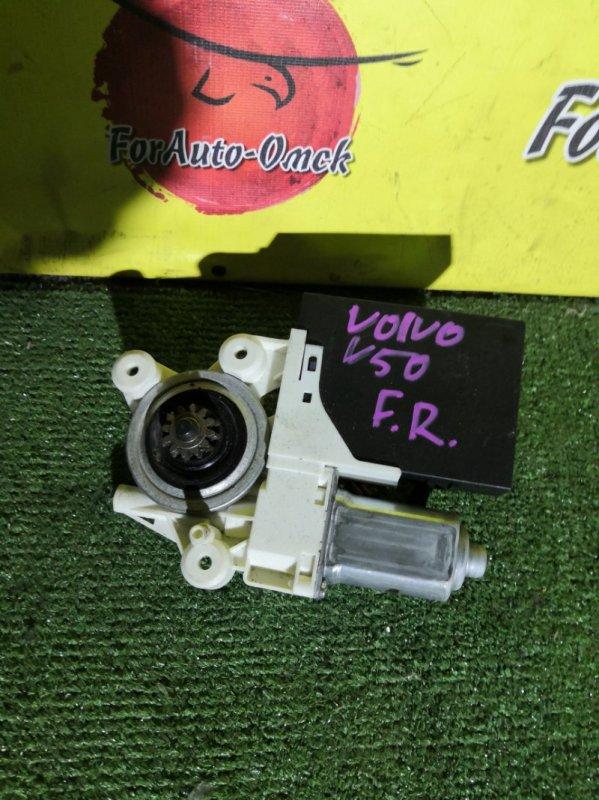 Мотор стеклоподъемника Volvo V50 MW66 передний правый (б/у)