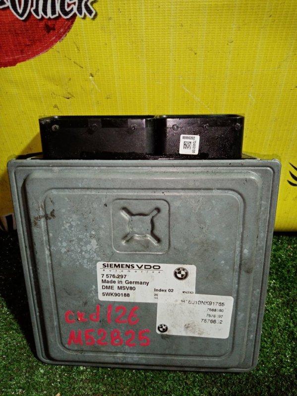 Блок управления efi Bmw 3-Series E90 N52B25 2007 (б/у)
