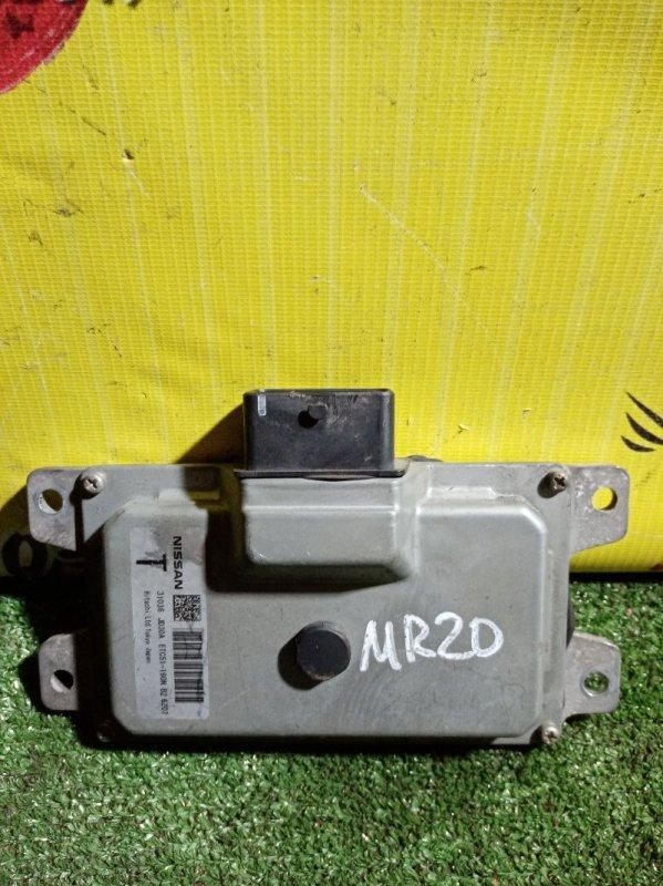 Блок управления акпп Nissan Dualis J10 MR20-DE (б/у)