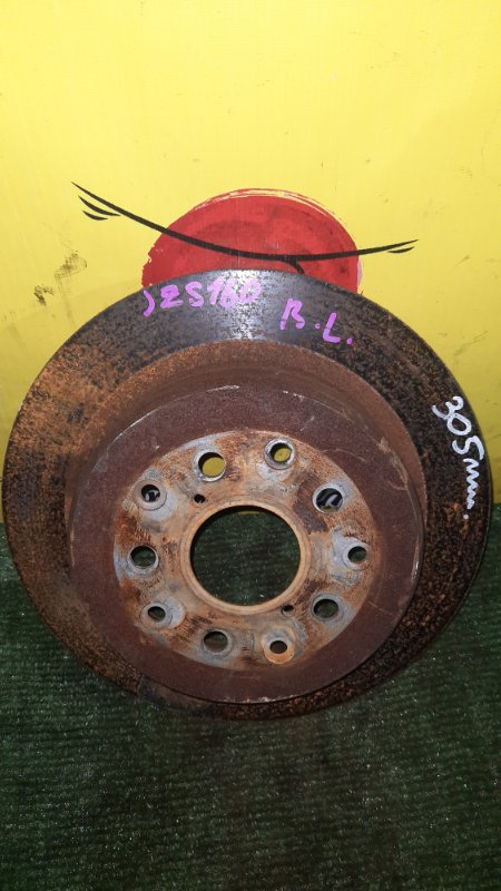Диск тормозной Toyota Altezza GS171 задний (б/у)
