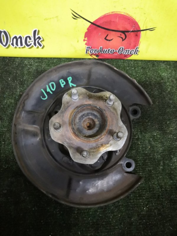 Ступица Nissan Dualis J10 задняя правая (б/у)