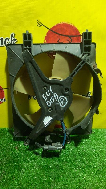 Диффузор радиатора Honda Civic ES2 правый (б/у)