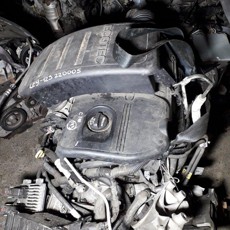 Двигатель Chevrolet Captiva С140 LE9 2013 (б/у)