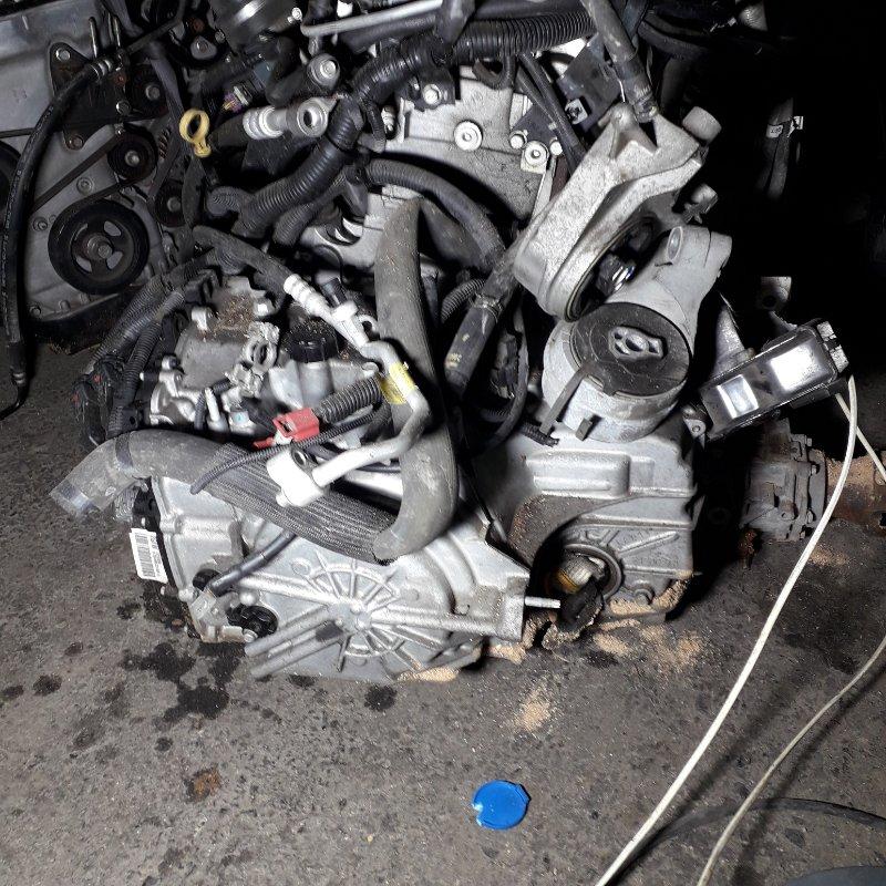 Акпп Chevrolet Captiva С140 LE9 2013 (б/у)