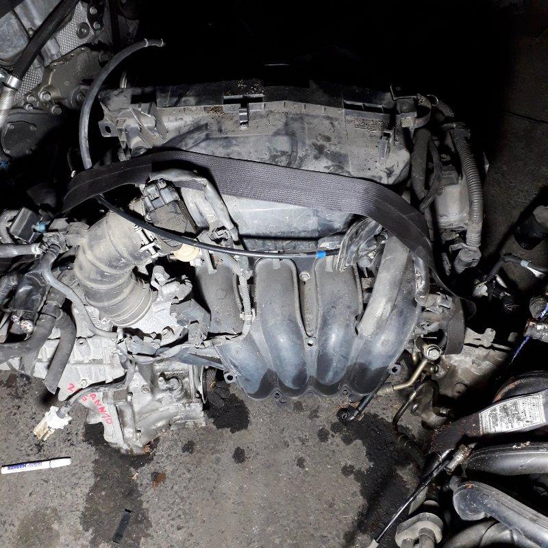 Двигатель Toyota Daihatsu Alphard ACA23 2AZ-FE (б/у)
