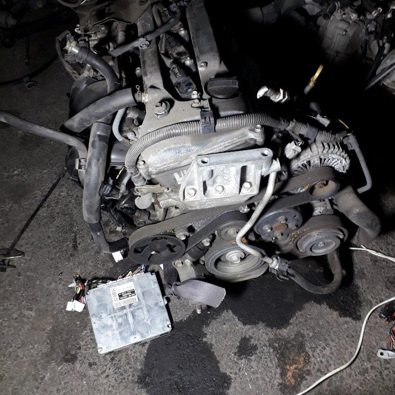 Двигатель Toyota Alphard ACA23 2AZ-FE (б/у)